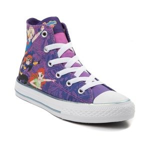"""Converse """"Super Girl"""" Sneakers - Girl's Size 2"""